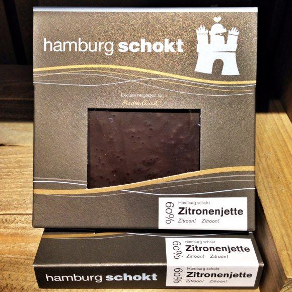 Hamburg schokt