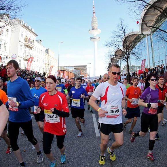 Der Haspa Marathon Hamburg 2014