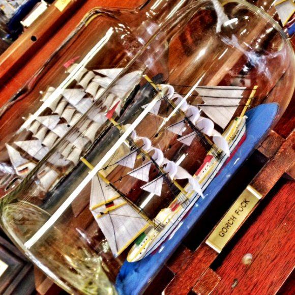 buddelschiffe