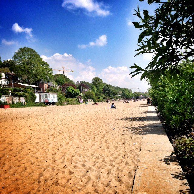 strand övelgönne