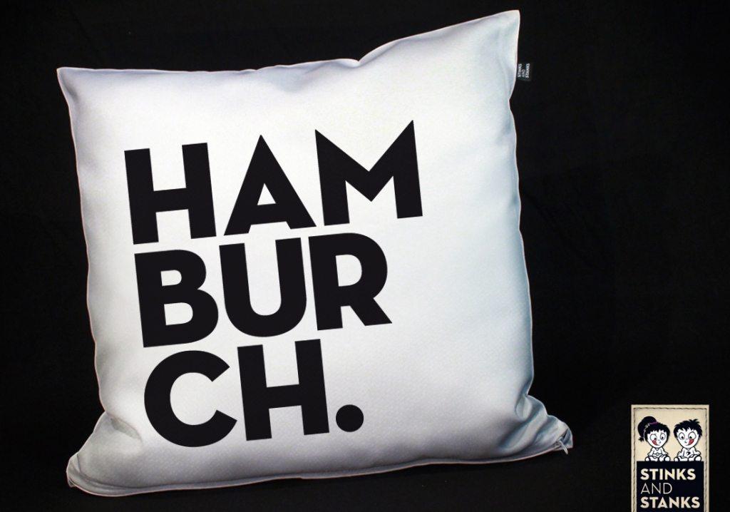 Kissen Hamburch