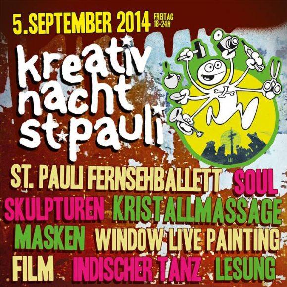 Kreativnacht St. Pauli