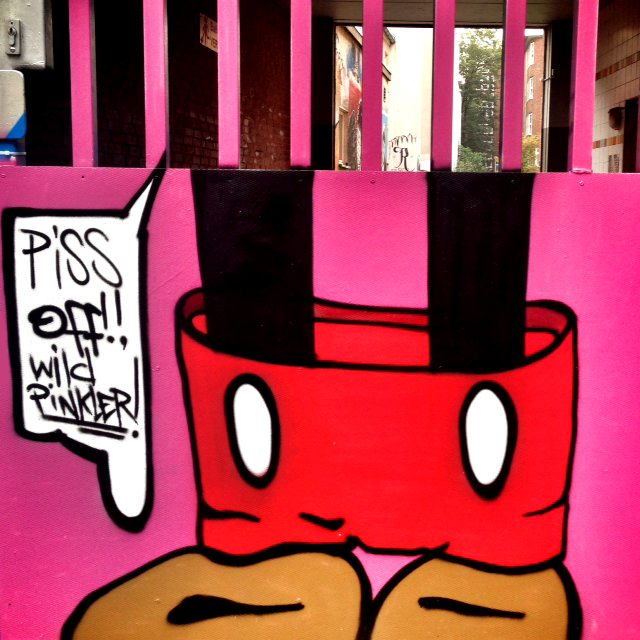street art st. pauli