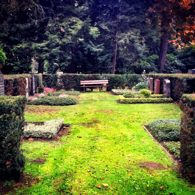 Parkfriedhof Ohlsdorf