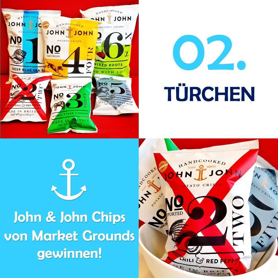 John & John Chips