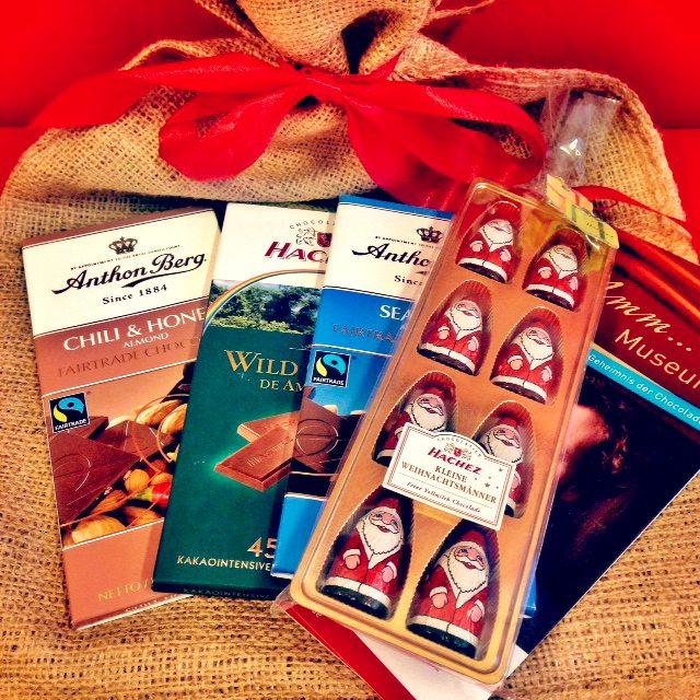 Chocoversum Schokolade