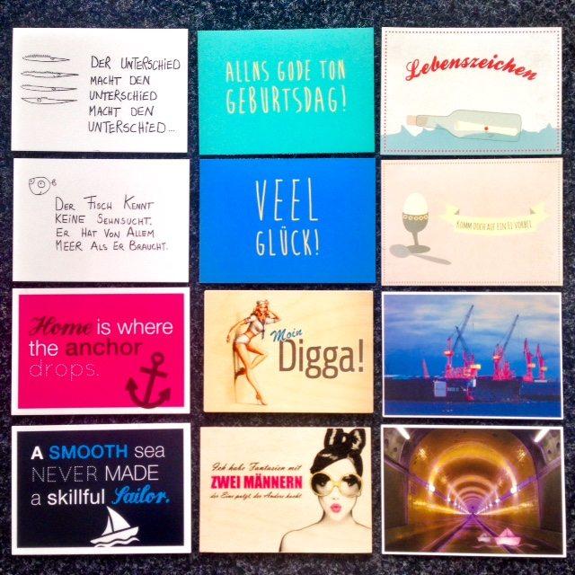 postkarten hamburg