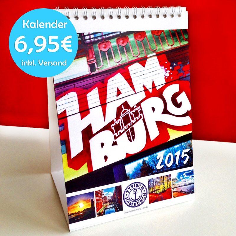 Hamburg Kalender 2015