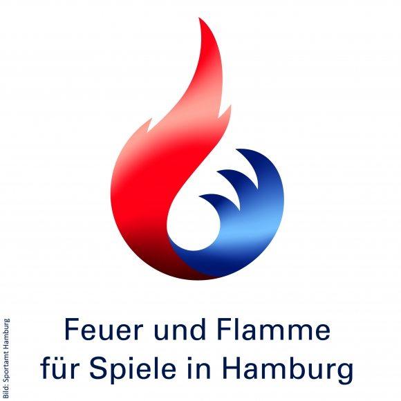 Feuer und Flamme für Spiele in Hamburg