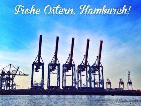 Ostern Hamburg