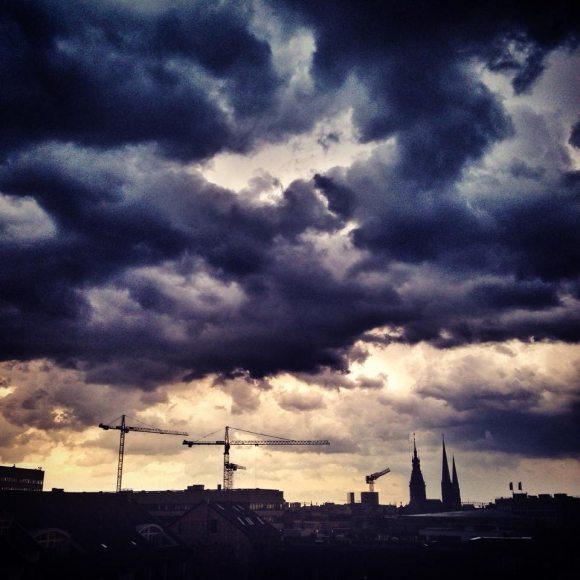 Schietwetter Hamburg