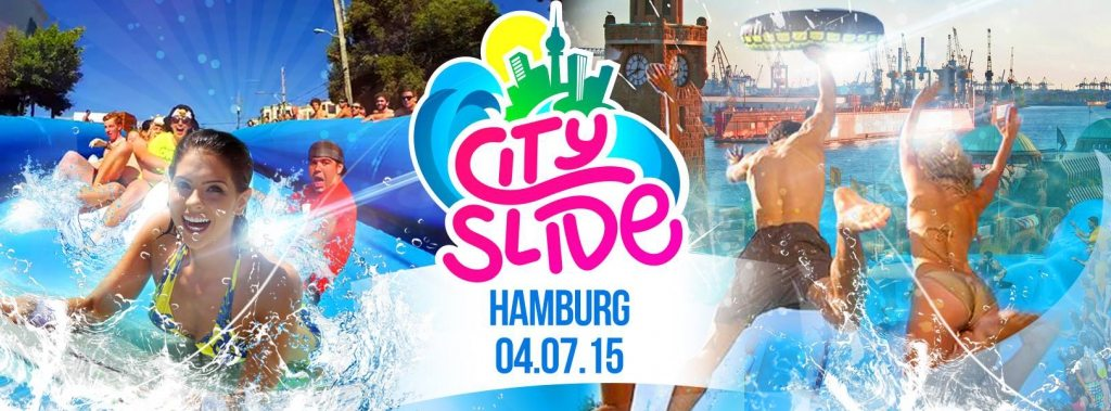 city slide hamburg