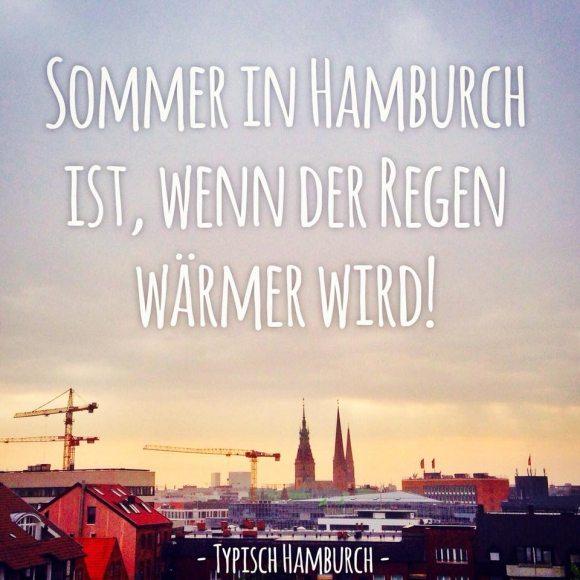 Sommer in Hamburch