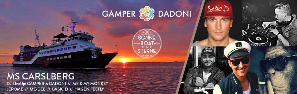 Sonne Boat & Sterne Festival