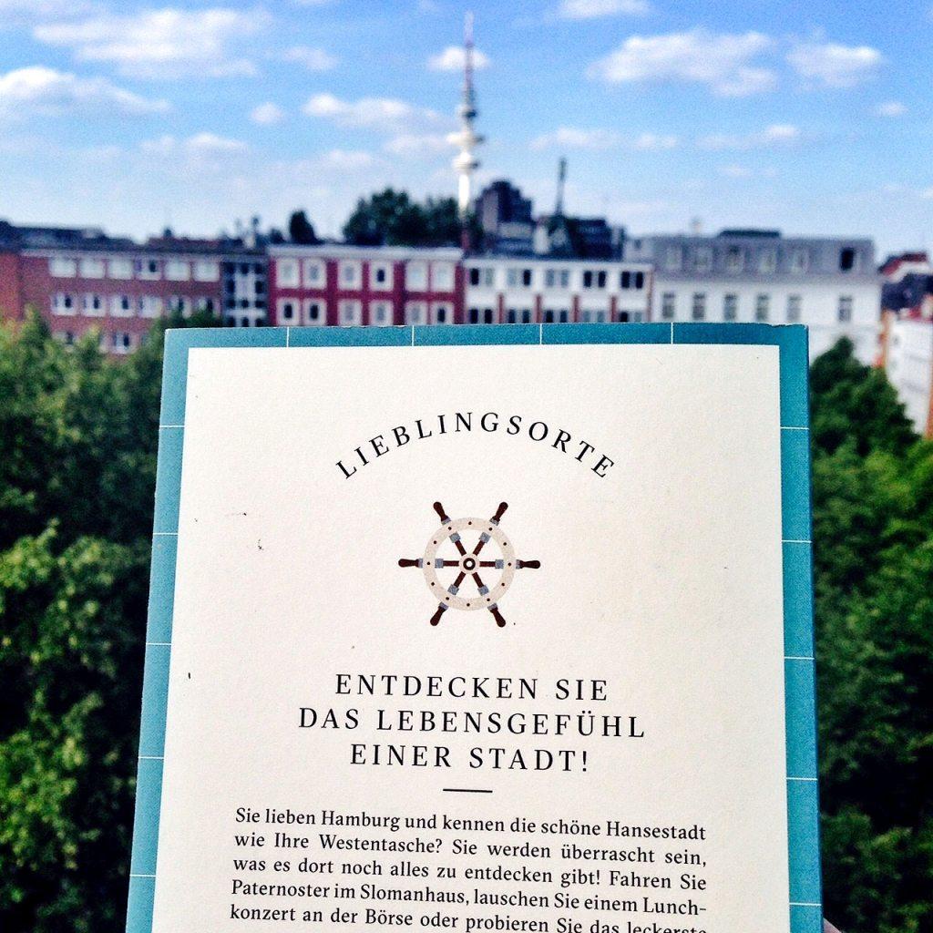 Loki Schmidt Garten: Buchtipp: Hamburg