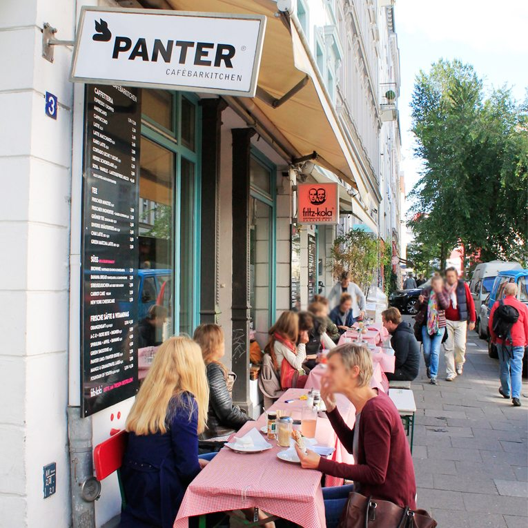 café Panter hamburg