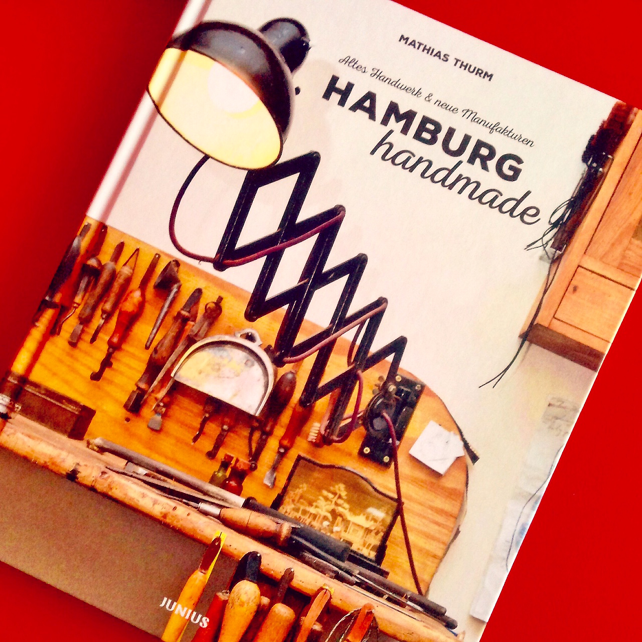 buch hamburg handmade