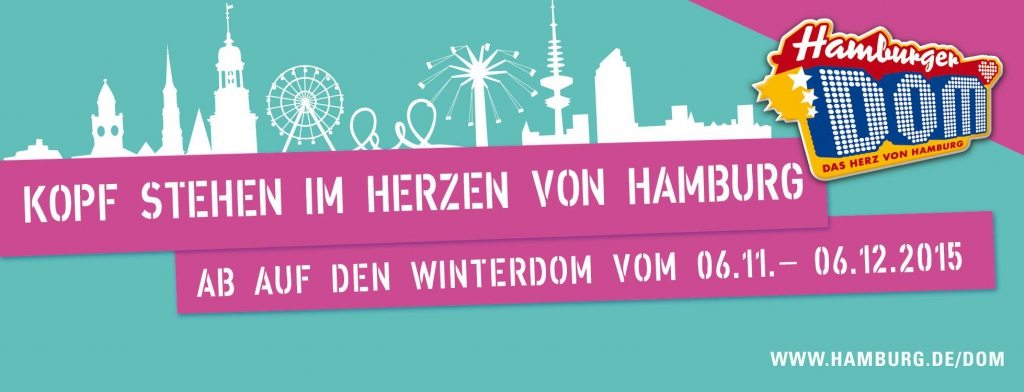 Hamburger Winterdom 2015