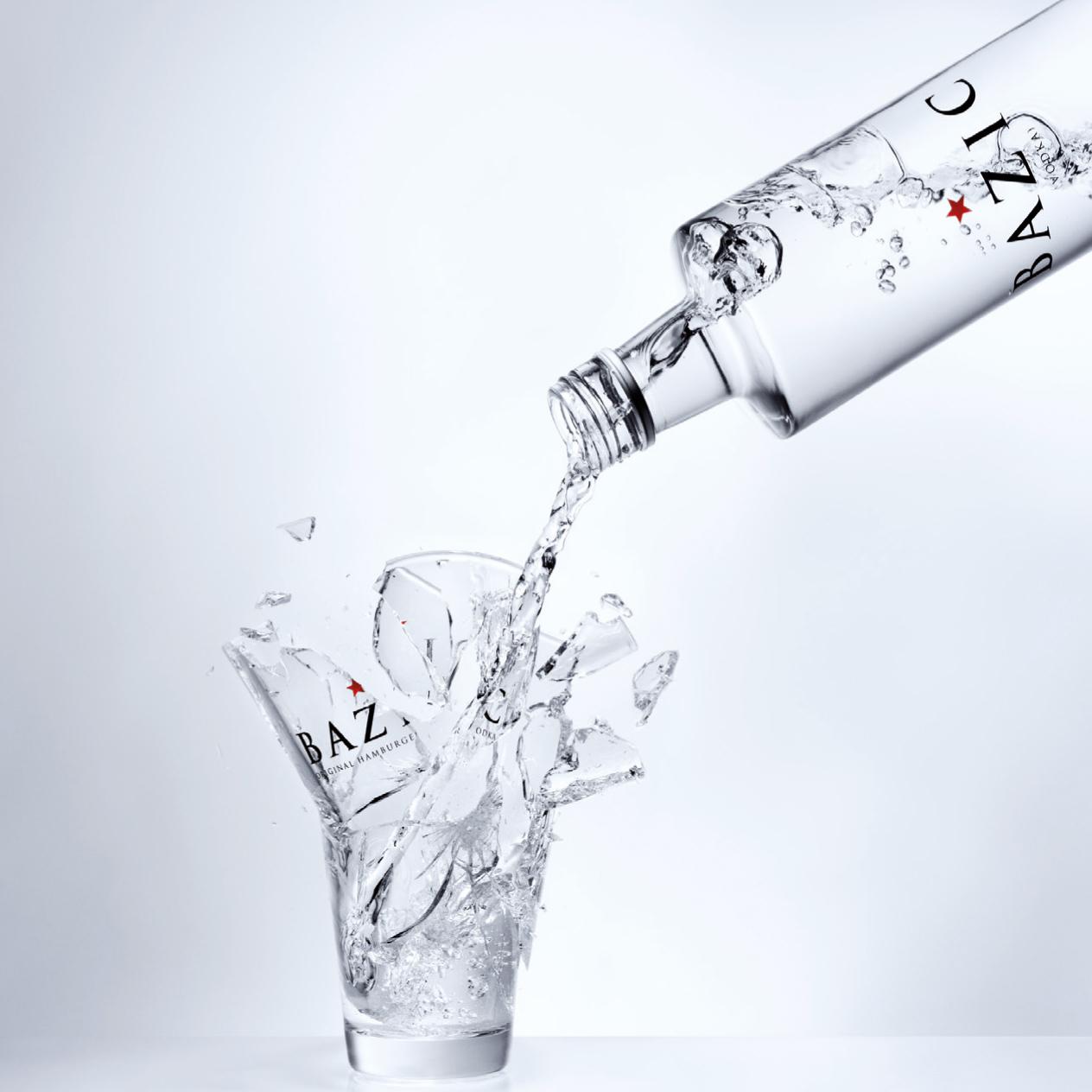 Bazic – Original Hamburger Vodka