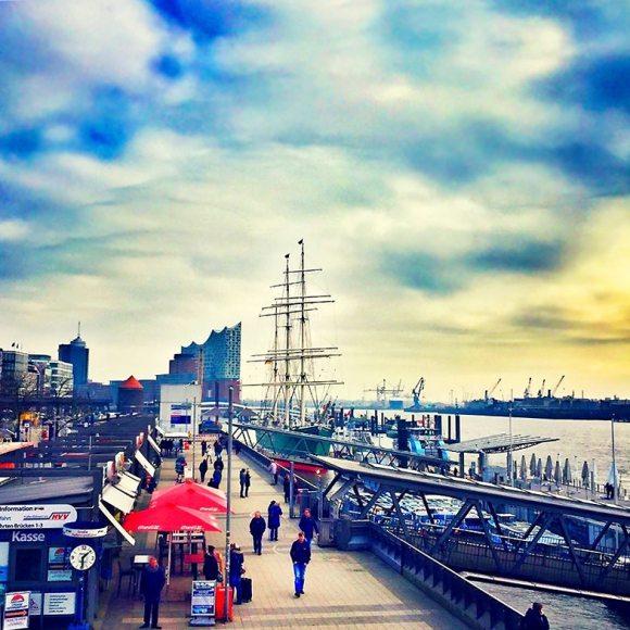 10 Dinge, die man viel zu selten in Hamburg macht