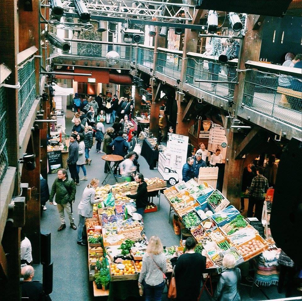 Marktzeit Fabrik