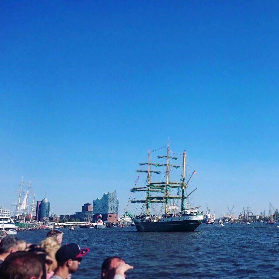 Hamburg Hafengeburtstag 2016