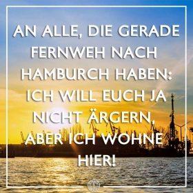Heimweh Hamburg
