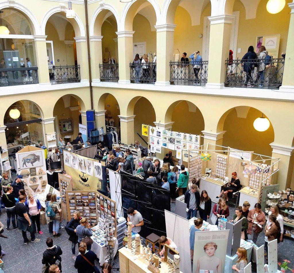 Elbrausch Designmarkt 2016 Hamburg