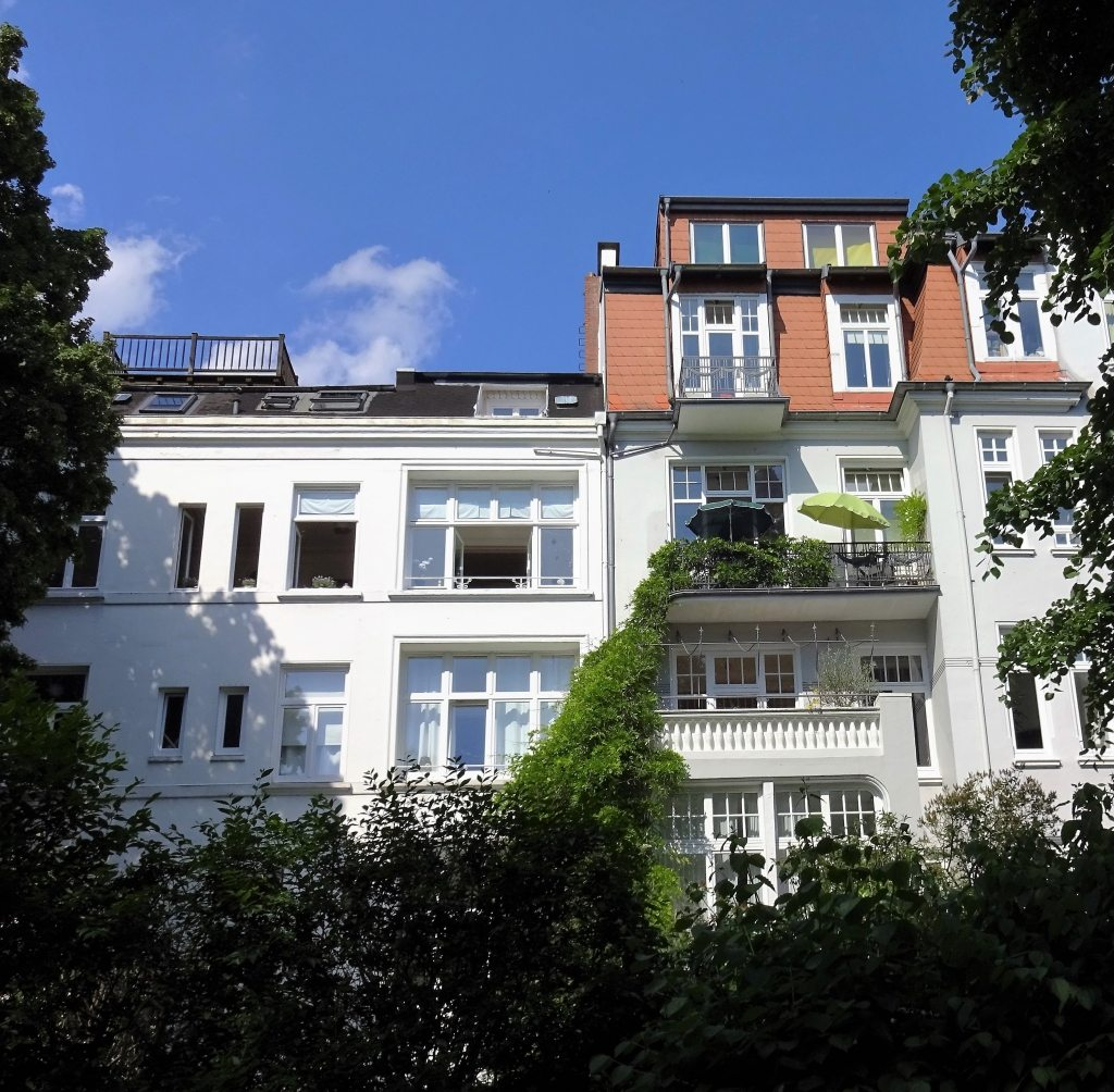 Am Weiher Hamburg Eimsbüttel