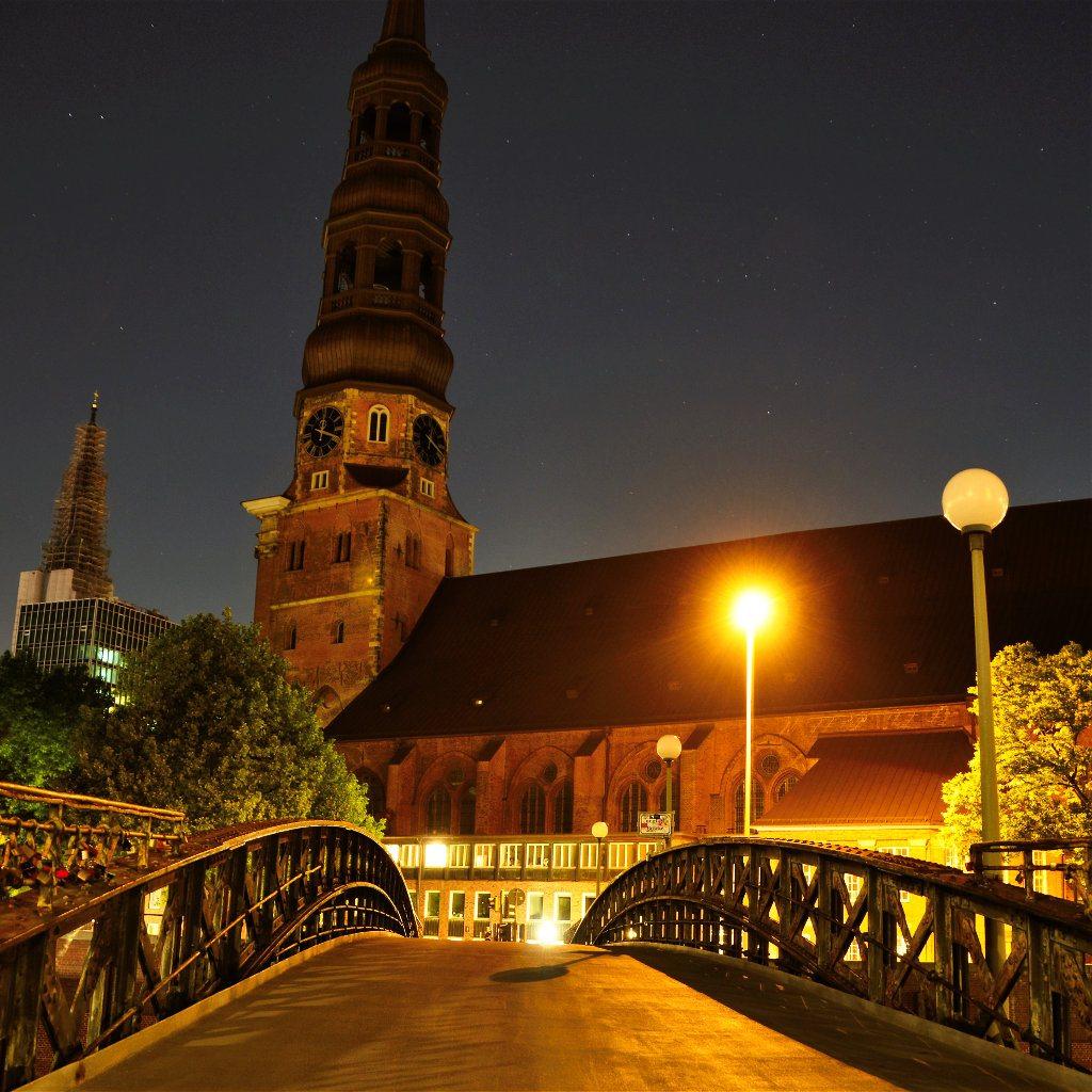 Speicherstadt bei Nacht - 05
