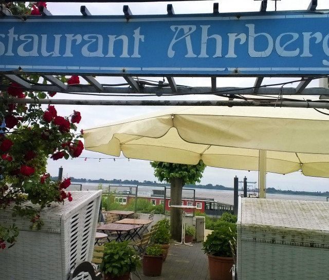 Restaurant Ahrberg Hamburg Blankenese