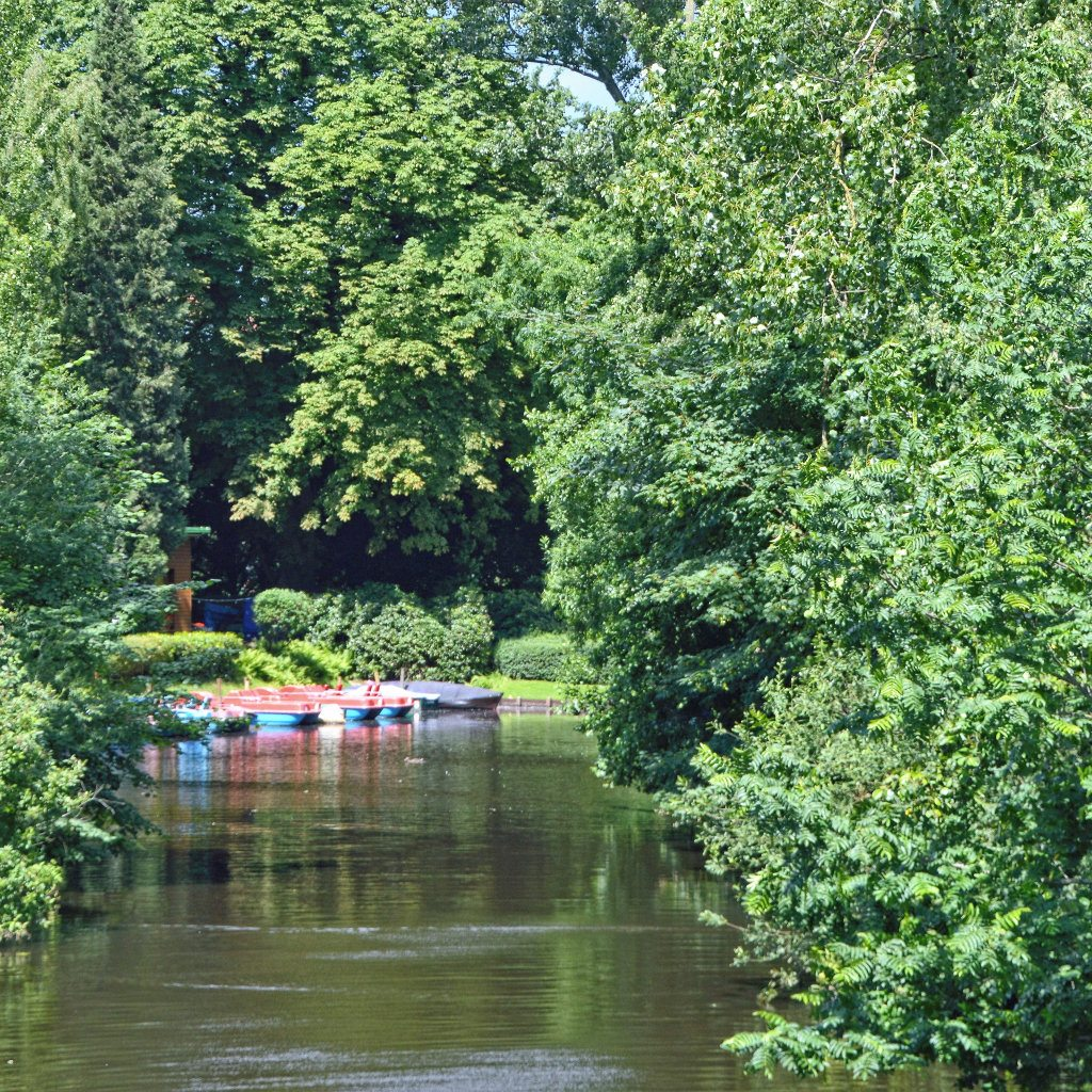Der Hayns Park in Eppendorf 15