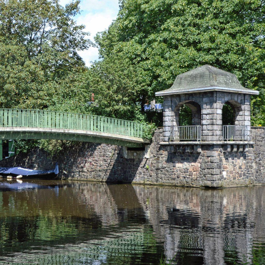 Der Hayns Park in Eppendorf 02