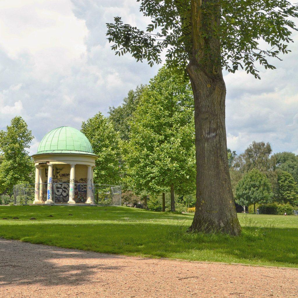 Der Hayns Park in Eppendorf 06