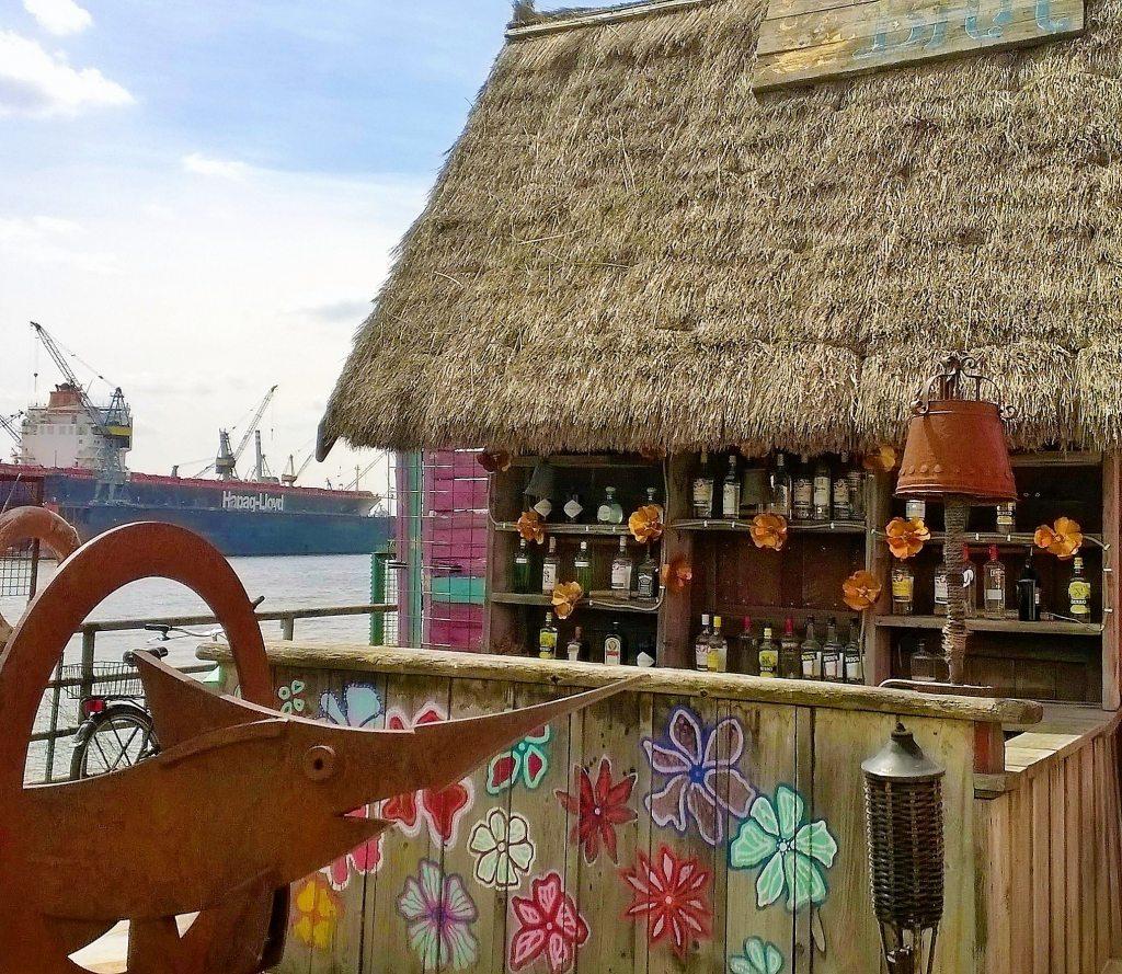 Strandpauli Beachclub Bar