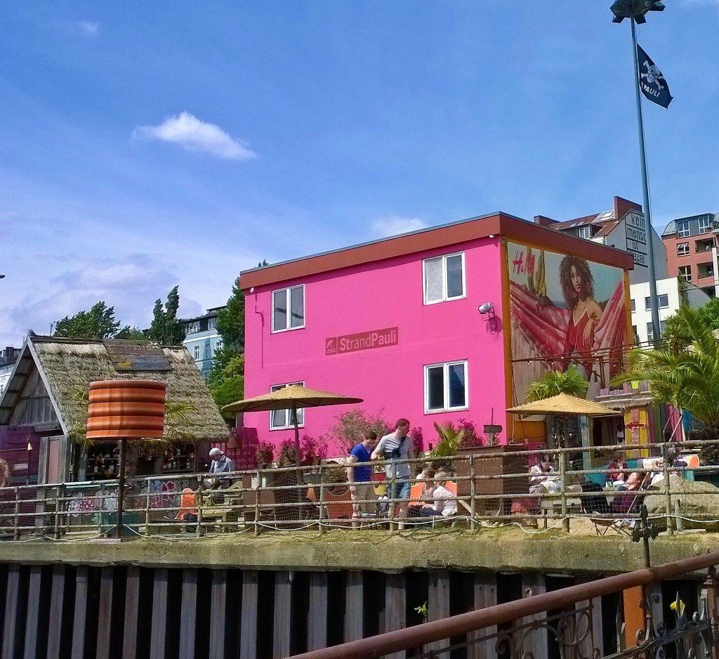 Strandpauli Beachclub Hamburg