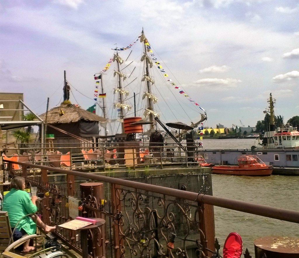 Strandpauli Hafen Hamburg