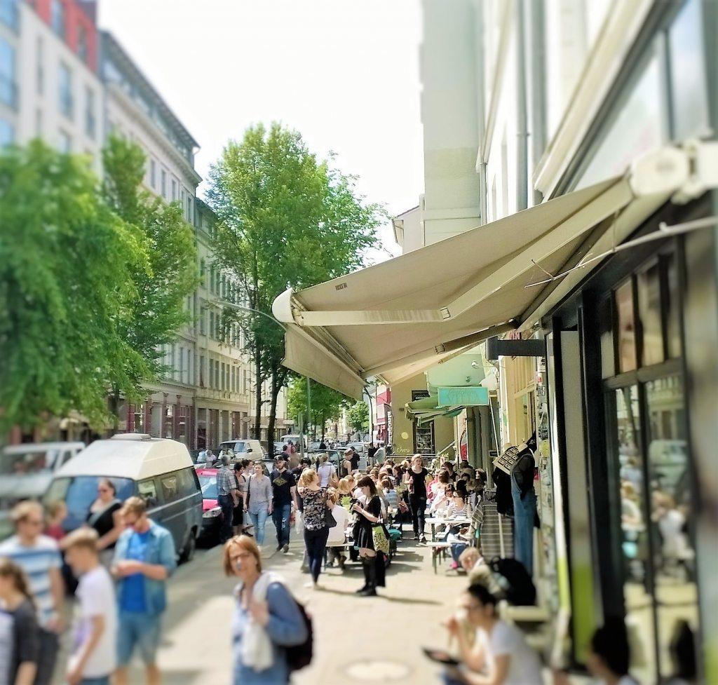 Karoviertel Hamburg St.Pauli