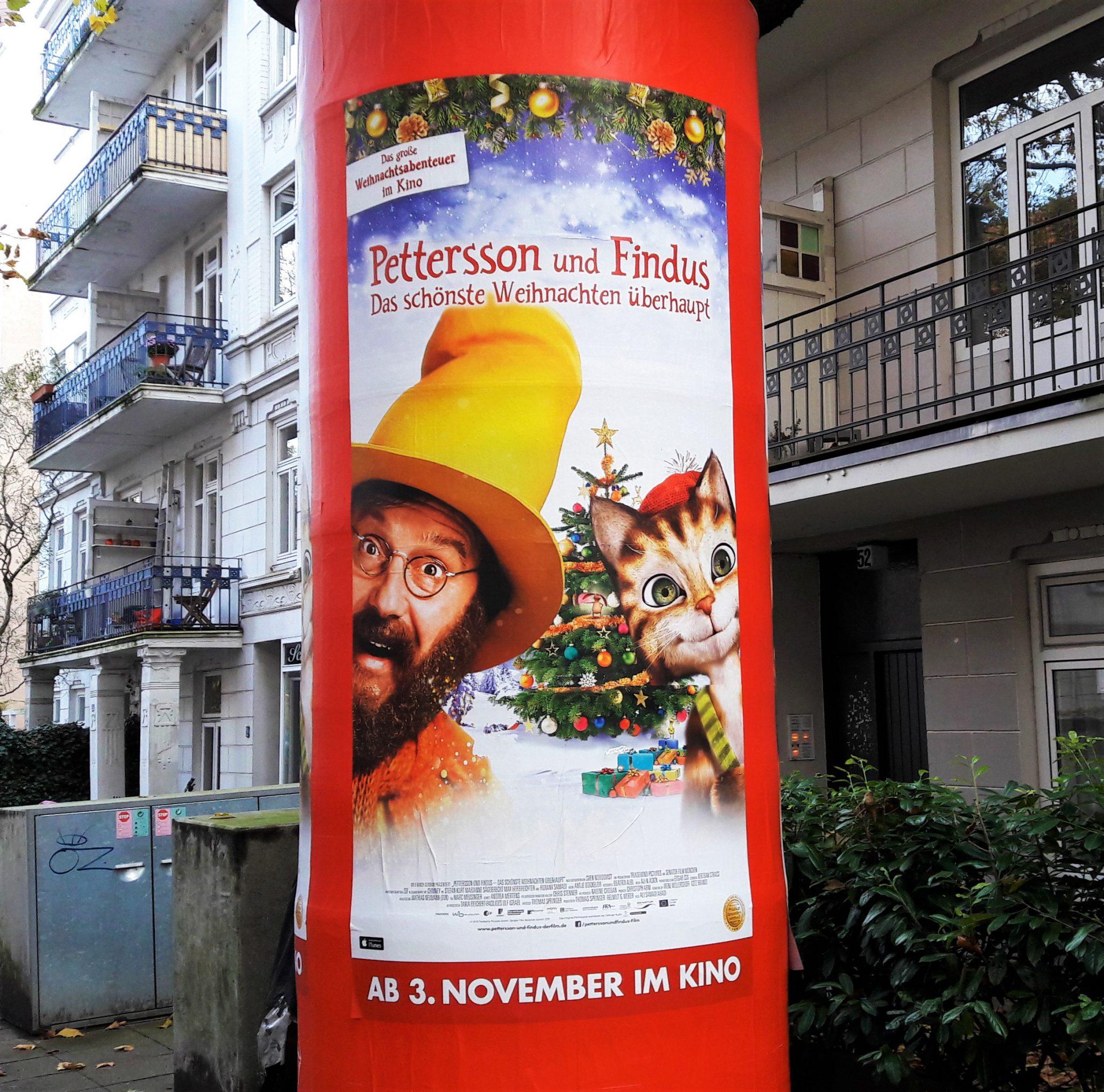 Pettersson Und Findus Berlin Theaterzelt