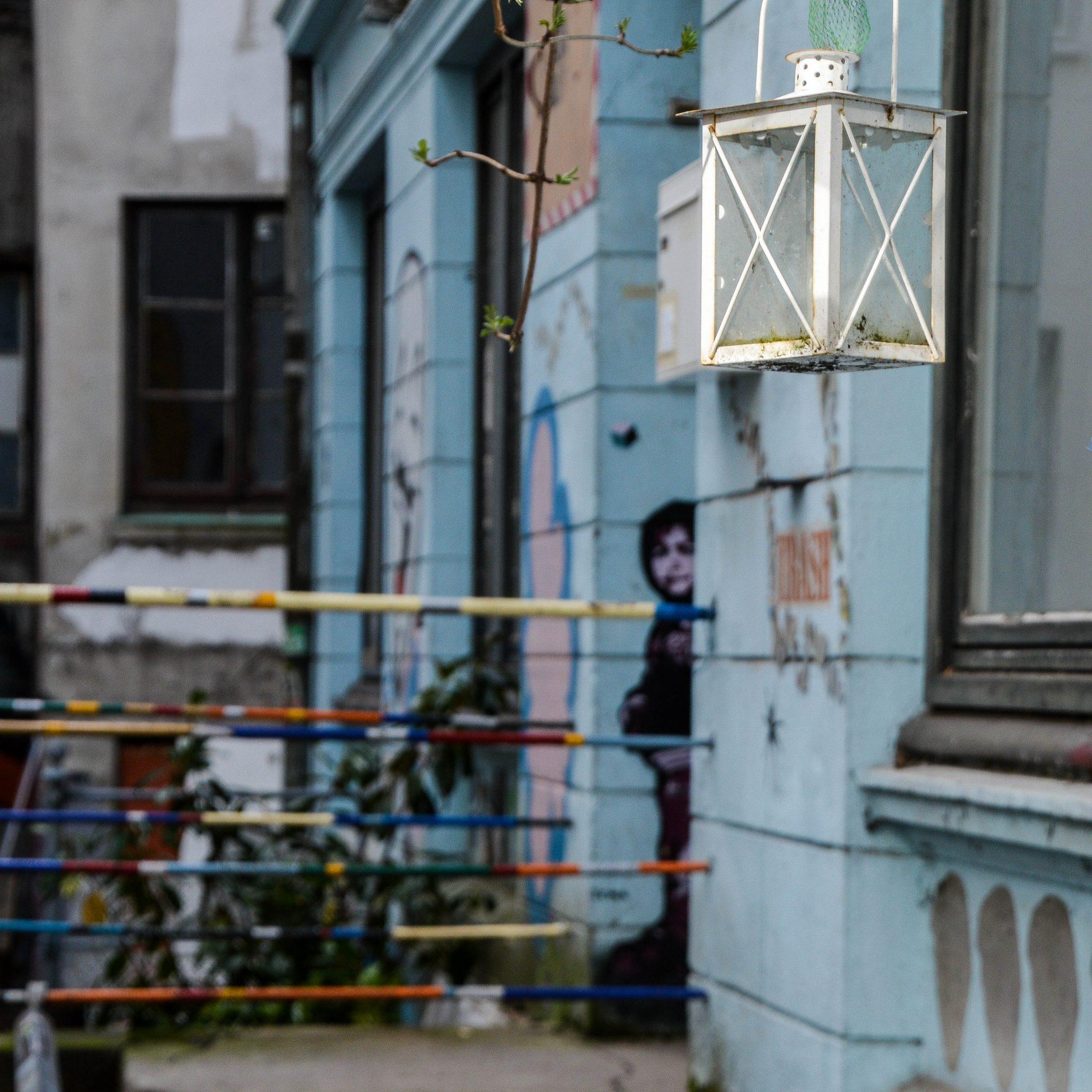 Ein Stück Hamburch Geschichte: Gängeviertel