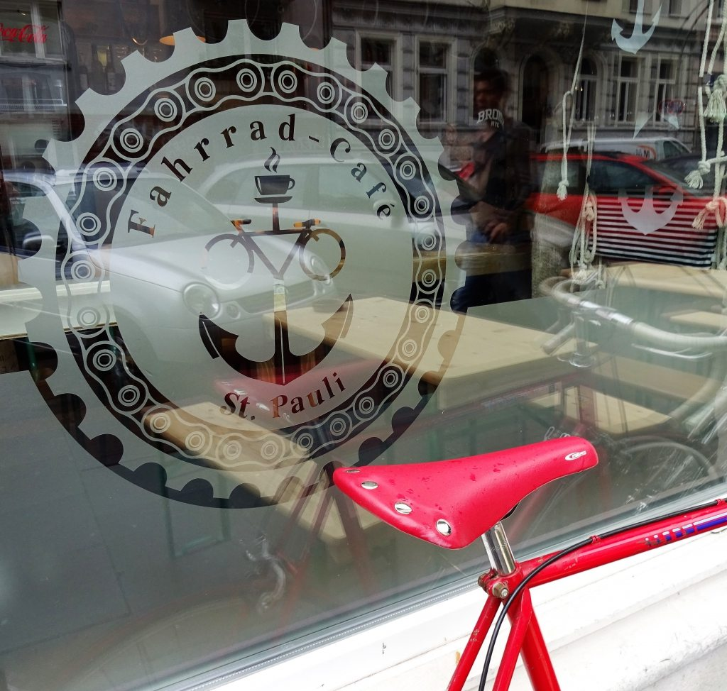 Fahrradcafé Hamburg St.Pauli