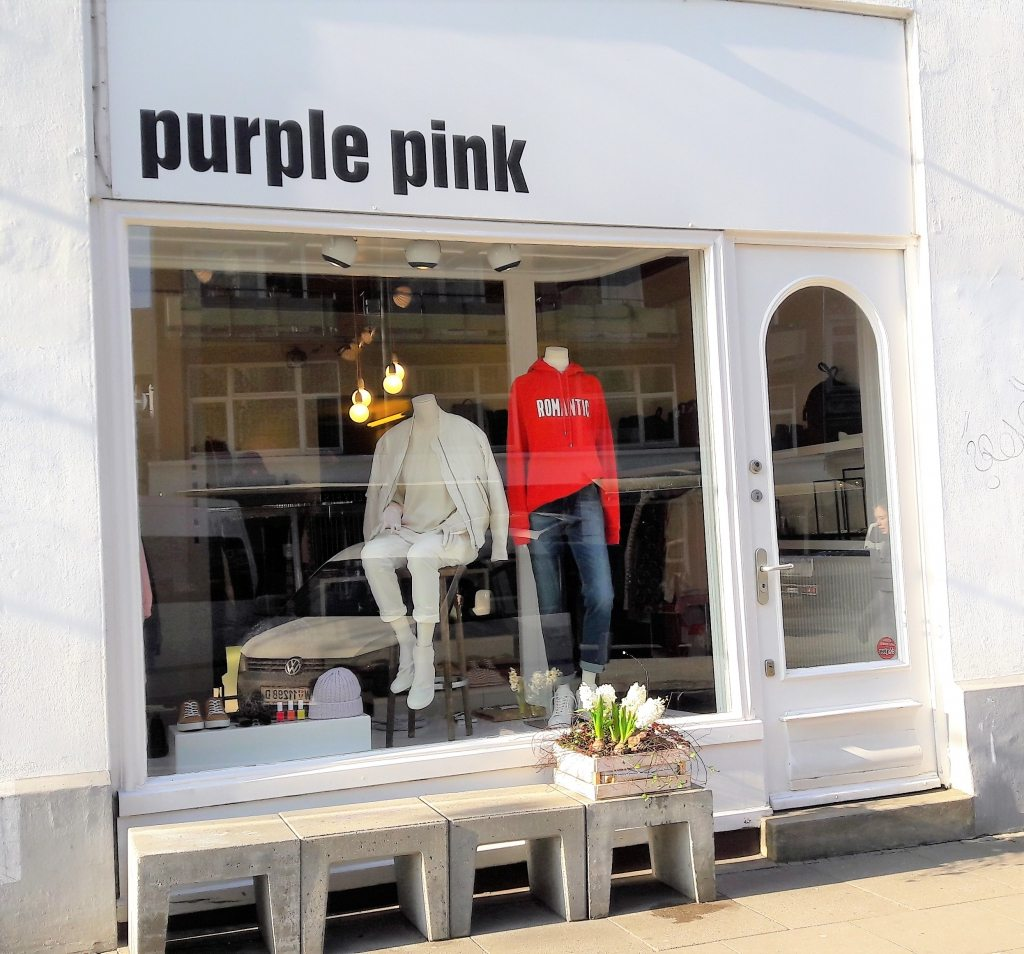 Purple Pink Shop Weidenalle Hamburg