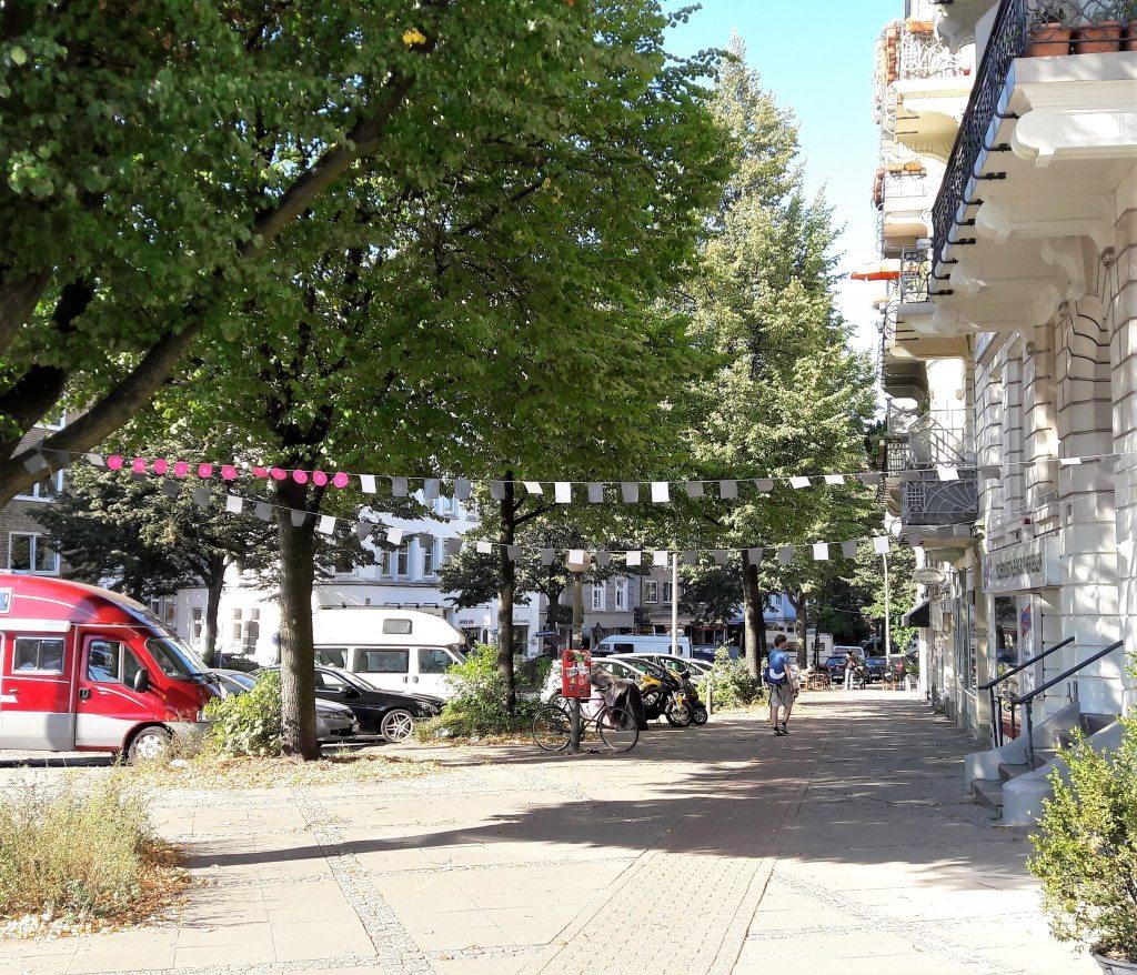 Weidenallee Hamburg Schanzenviertel Eimsbüttel