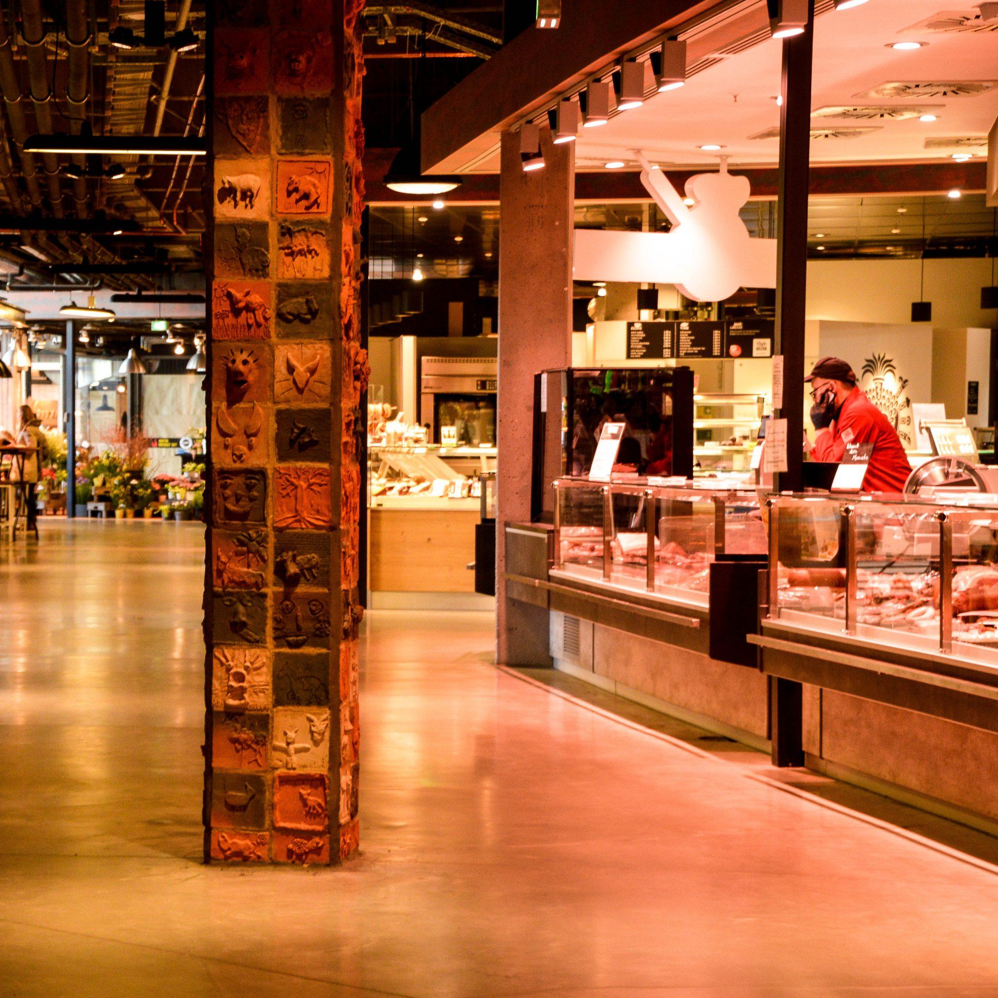 Rindermarkthalle: Der überdachte Wochenmarkt auf St. Pauli 09