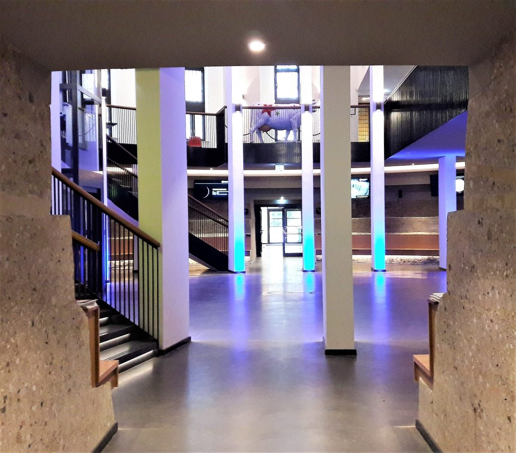 Foyer Planetarium Hamburg