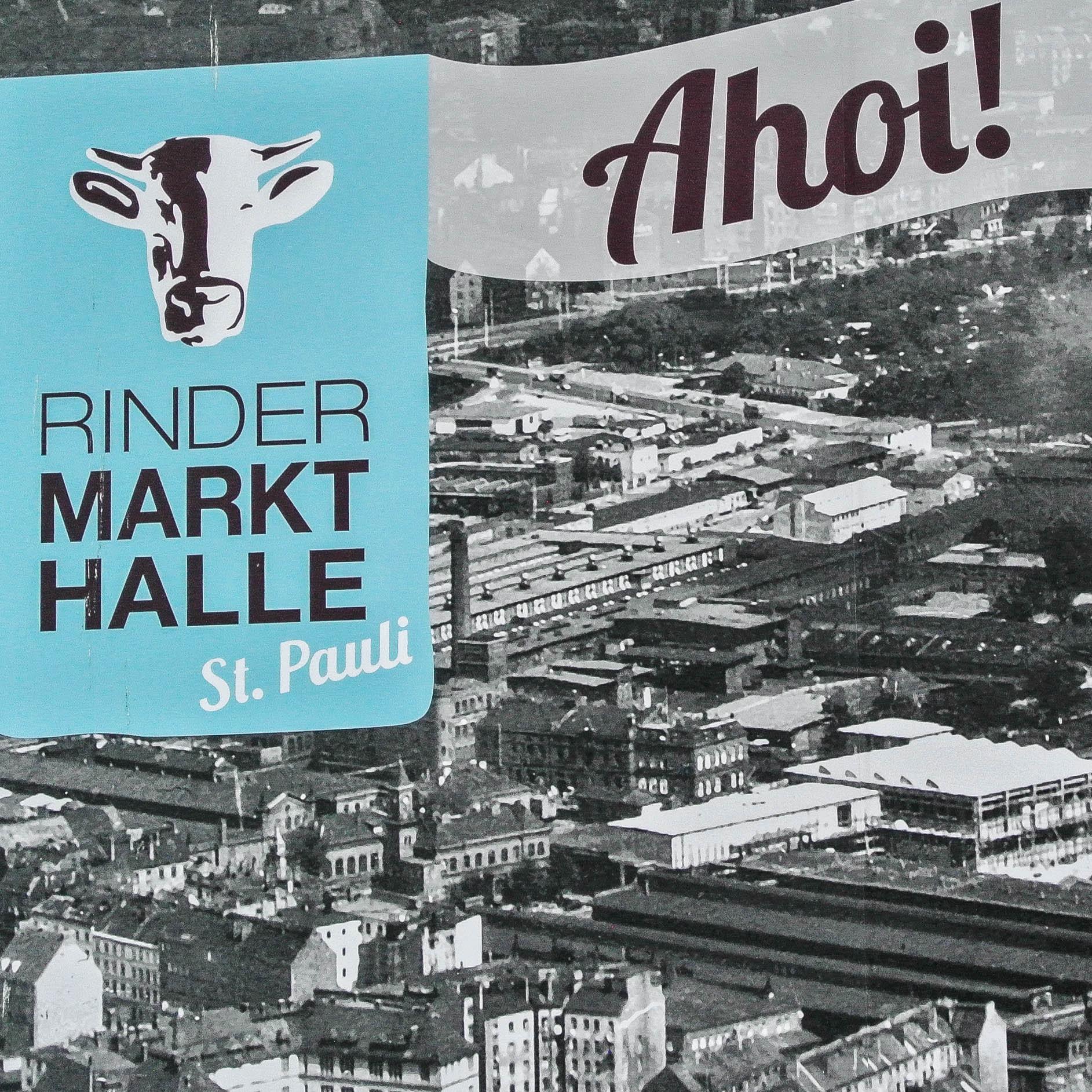 Rindermarkthalle: Der überdachte Wochenmarkt auf Sankt Pauli 00