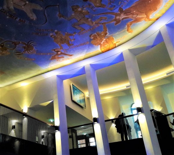 Sternenbild Planetarium Hamburg