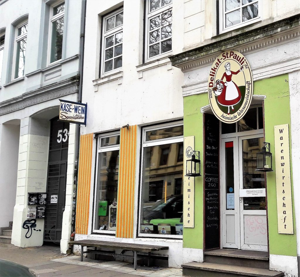 Delikat St.Pauli heimische Warenwirtschaft