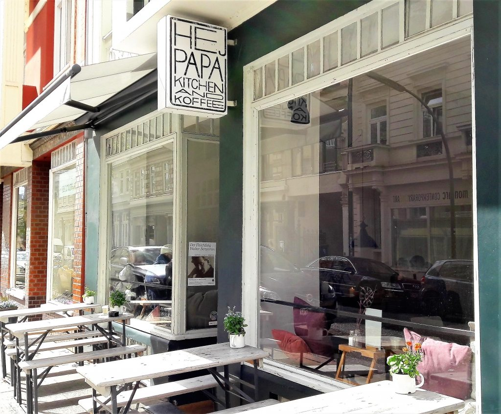 Hej Papa Kitchen and Koffee Hamburg