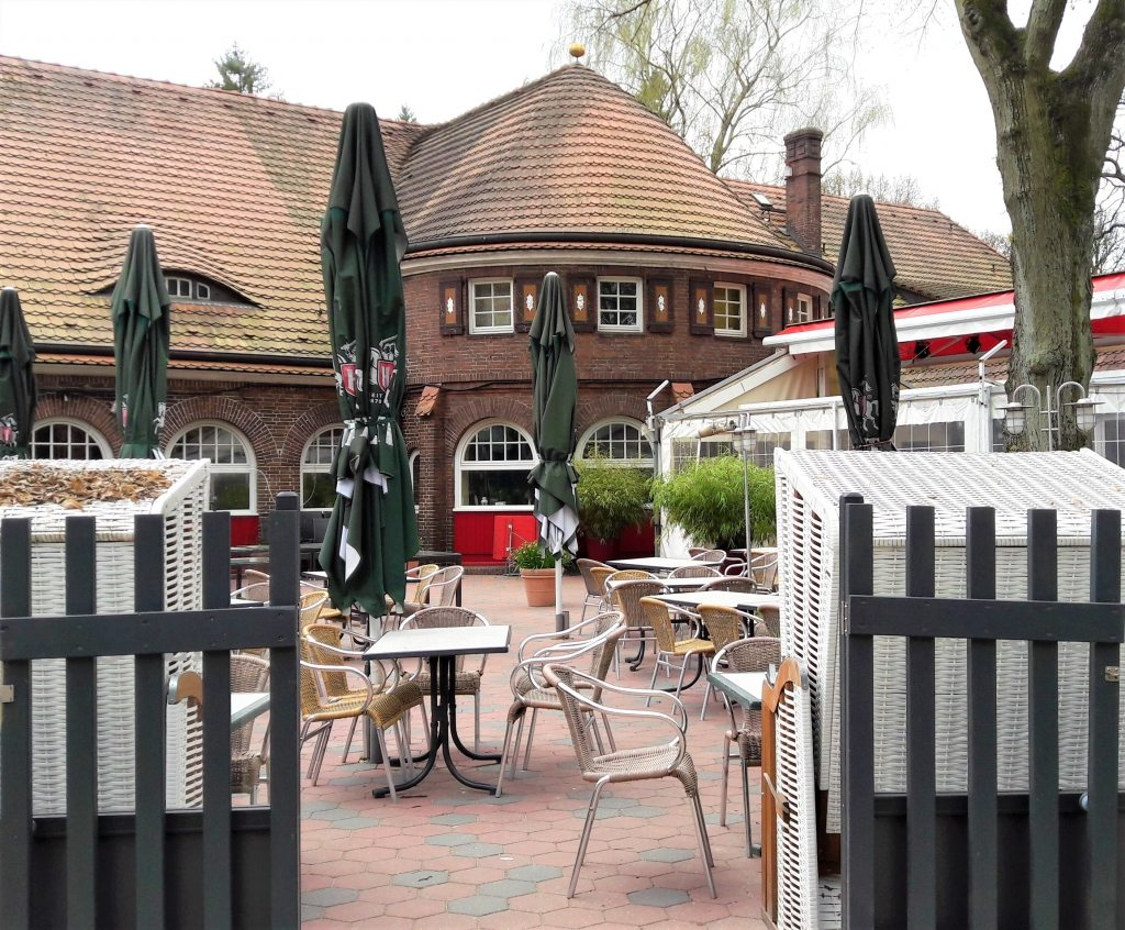 Landhaus Walter im Stadtpark Hamburg